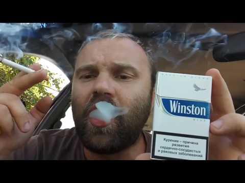 Обзор  Winston Blue (Беларусь)