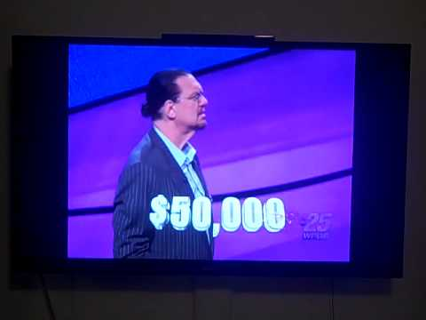 Jeopardy! Video Game Celebrity (Part 3) - YouTube