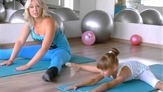 Тренировка для вашего ребенка