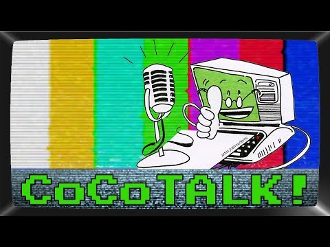 CoCoTALK #09 - Drivwire on VCC, project updates, Pac-Man port video - 05-20-2017