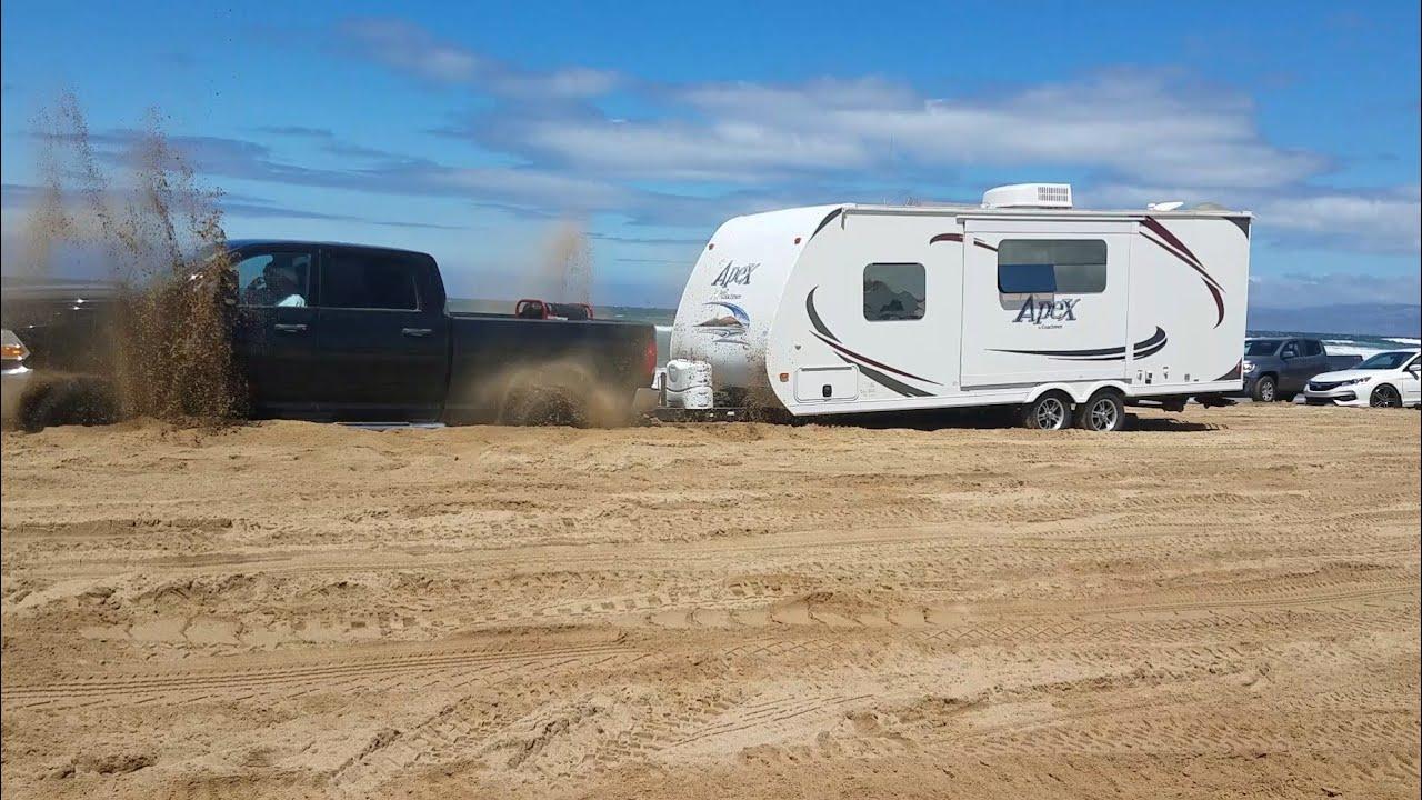 Trailer Pismo Beach Dunes