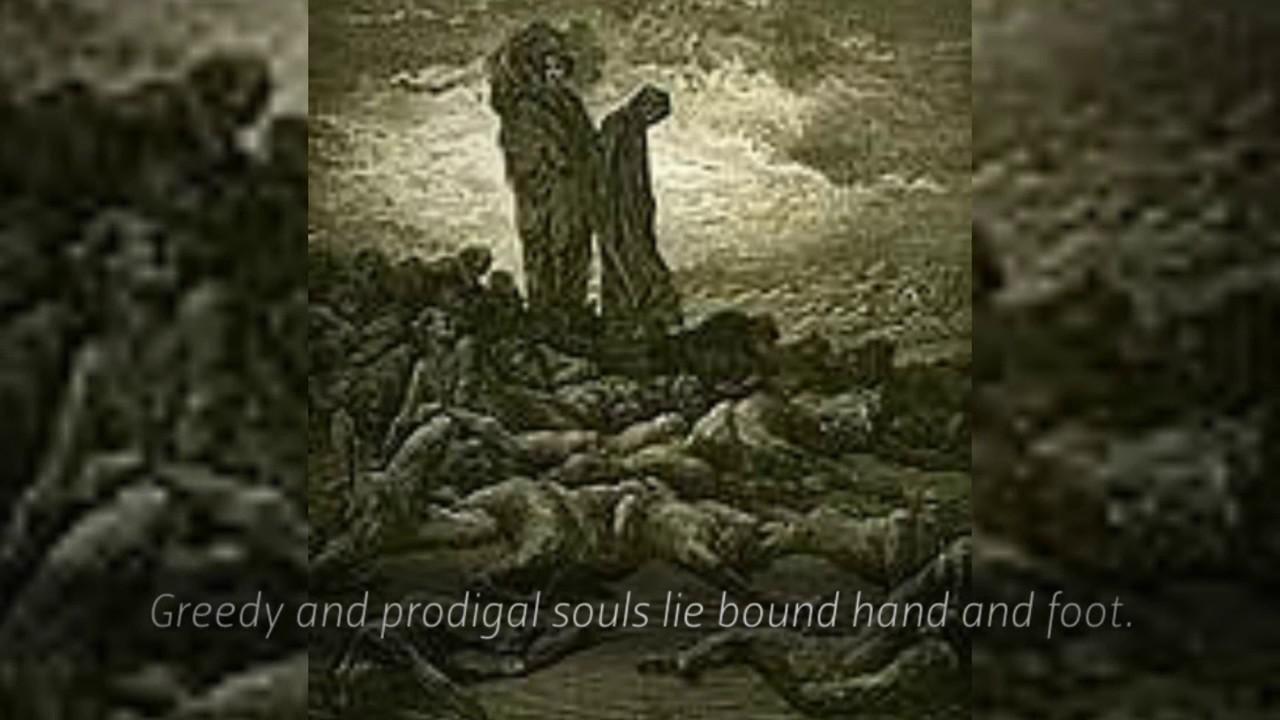 dante divine comedy purgatory summary