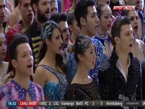 TURKEY SALSA CHAMPIONSHIP 2016 LIVE ON NTV SPOR