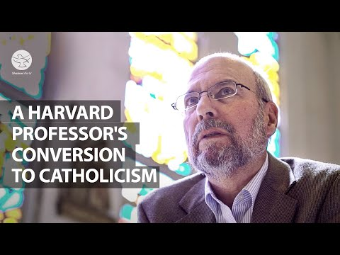 A Harvard Professor's Conversion to Catholicism | Roy Schoeman | Jesus, My Savior