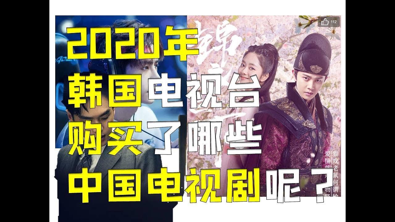 2020년 한국방송국에서 정식으로 구입한 중드는? 중드 대환장 파티!!