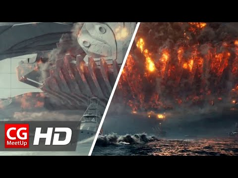 "CGI VFX Breakdown HD ""Independence Day: Resurgence"" by Scanline Vfx | CGMeetup"
