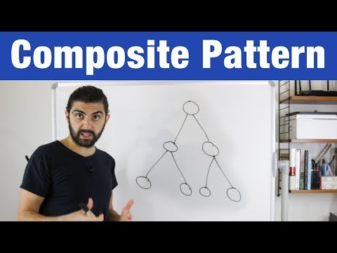 Composite Pattern – Design Patterns (ep 14)