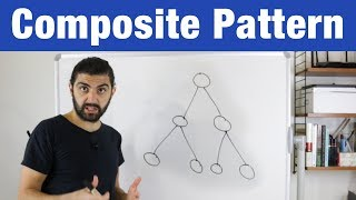 Composite Pattern - Design Patterns (ep 14)