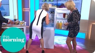 Ruth Races To Fill The Fridge Correctly! | This Morning