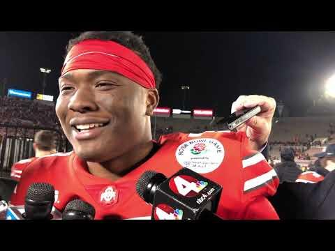 Dwayne Haskins discusses Rose Bowl, upcoming NFL draft decision