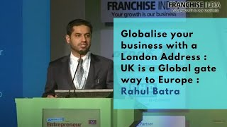 Globalize your business with a London