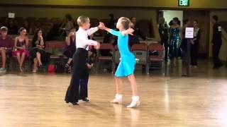 All-Star Dance Challenge Preteen Cha-cha - Denis & Sophie