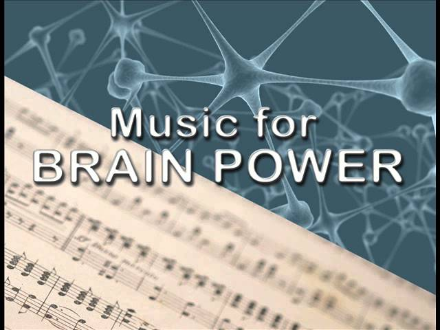 Music for Brain Power #1