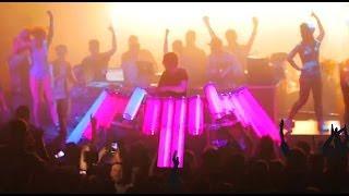 AFISHAL playing Epic, Tsunami & Animals LIVE on DJ Drums