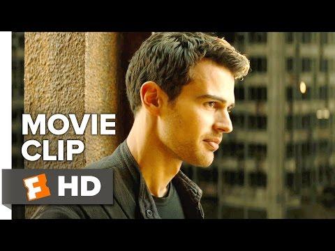 The Divergent Series: Allegiant Movie CLIP - Heights (2016) - Shailene Woodley, Theo James Movie HD