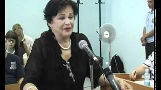 Наталья Фатеева в суде г.Вельска (УДО П.Лебедева)