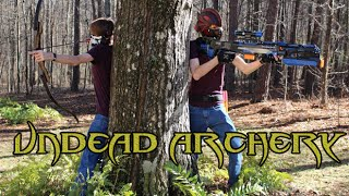 Launching: Undead Archery, Drac