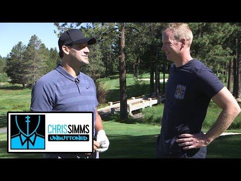 Full Interview: Tony Romo Details Post-NFL Life | Chris Simms Unbuttoned | NBC Sports
