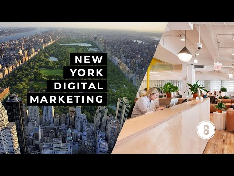 Top Digital Marketing Agency in the City of New York | Marketing & Advertising | Brandastic