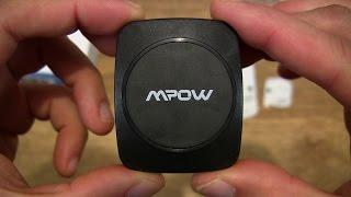 Mpow Grip Magic 360 Degree Swivel Magnetic Smartphone Car Mount