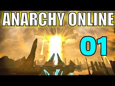 Anarchy Online #01 The Beginning [Let´s Play] [Gameplay] [German] [Deutsch]