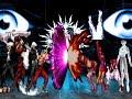 MUGEN KOF Rugal Team Vs  Super Orochi Boss Team