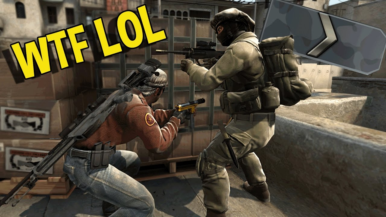 CSGO FUNNY SILVER MOMENTS   FUNNIEST BLIND SILVER FAIL, BAITING TROLLING (FUNNY MOMENTS)