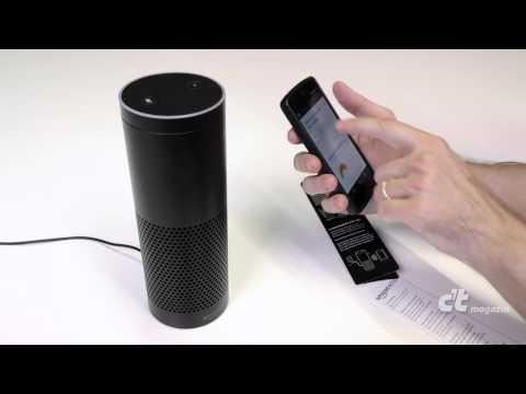erster eindruck des sprechenden bluetooth speakers doovi. Black Bedroom Furniture Sets. Home Design Ideas