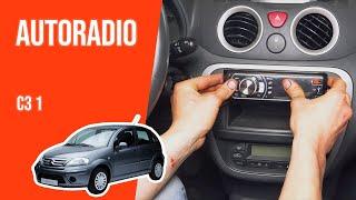 [ TUTO CITROËN C3 ] Changer le poste-radio