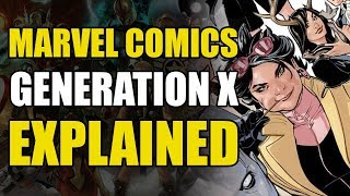 Comics Explained: Generation X