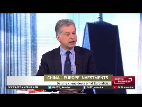 Chinese investment in Europe is booming