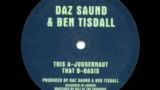 Daz Saund and Ben Tisdall Juggernaut