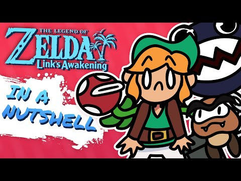 Links Awakening In A Nutshell
