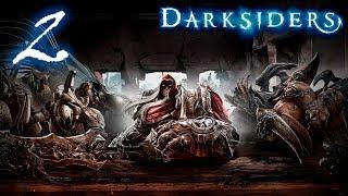 Darksiders: Wrath of War прохождение на геймпаде часть 2 Отель Серафим и Вульгрим