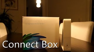 UPC / Unitymedia CONNECT BOX - Review & Installation