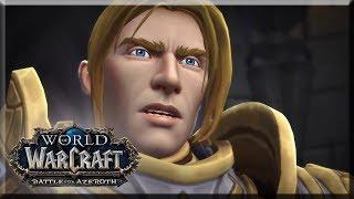 Siege of Lordaeron Cinematic [Alliance] World of Warcraft: Battle for Azeroth