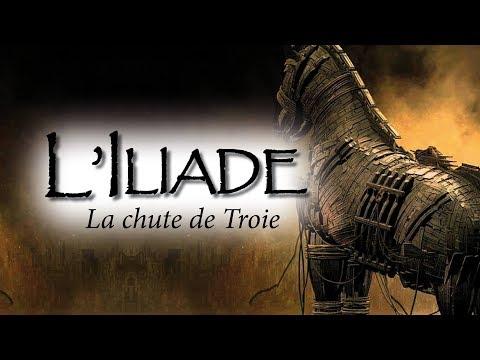 L'ILIADE 1/3 : LA CHUTE DE TROIE - ft. L'Arche & L'Histoire avec une grande hache - DYNAMYTHES