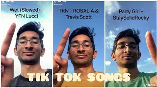 Tik Tok Songs that Stuck in your Head💯
