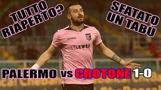Video Gol Pertandingan Palermo vs Crotone