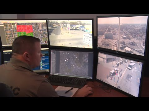 A look at the technologies keeping crime down in Camden