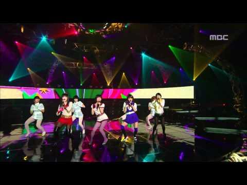 Brown Eyed Girls - L.O.V.E, 브라운아이드걸스 - 러브, Music Core 20080301