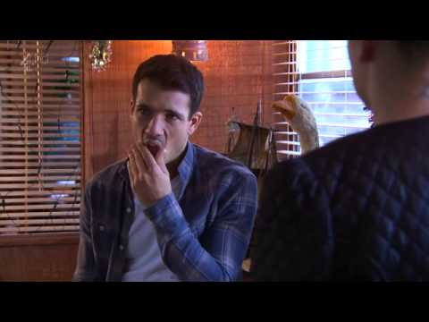 Hollyoaks December 19th 2013 (JP is Humiliated)