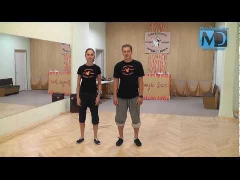 Танец стиляг видеоурок