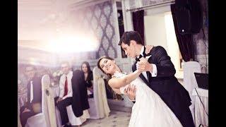 Постановка свадебного танца жениха и невесты