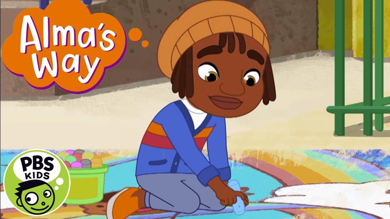 Meet Andre! | NEW SHOW Alma's Way | PBS KIDS