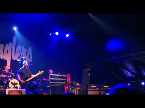 THE STRANGLERS @ FIESTACITY VERVIERS 29 08 15 GET A GRIP ON YOURSELF