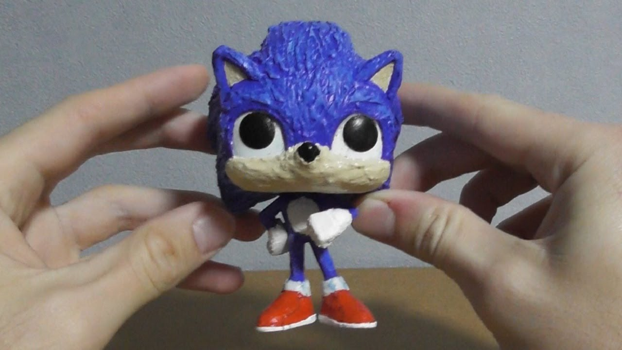 Sonic Movie Funko Pop Vinyl Figure Youtube