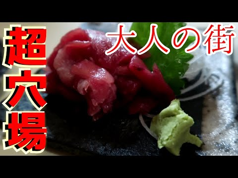 【平日だけの営業】昼から飲める地下街の一番奥にある超穴場の人気店に密着!大阪北新地