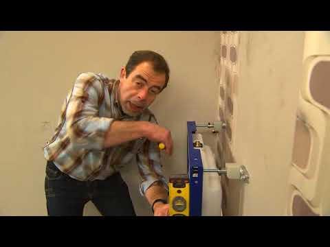 Zwevend Toilet Gamma : Hoe een hangtoilet plaatsen youtube
