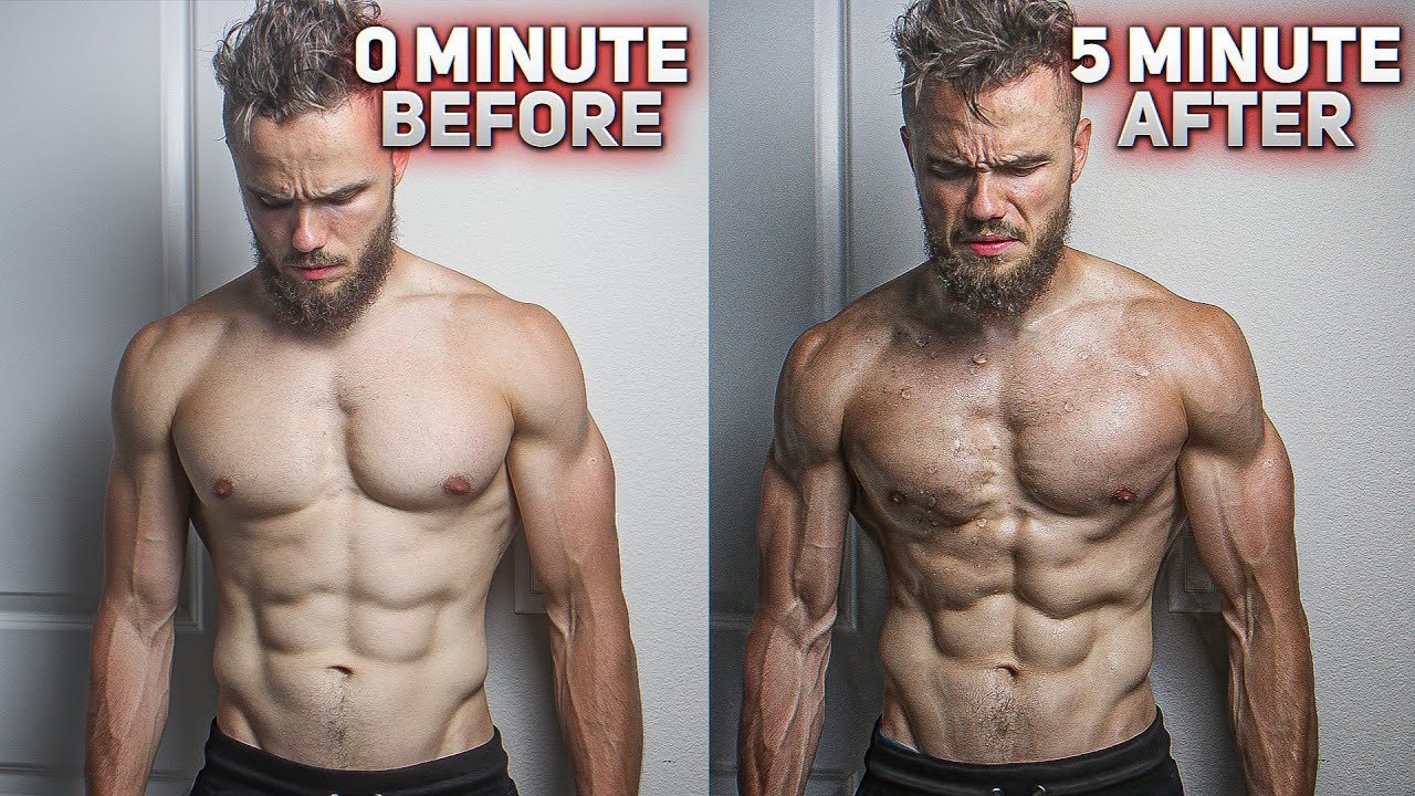 How To Get ABS in 5 Minute (NO REST)